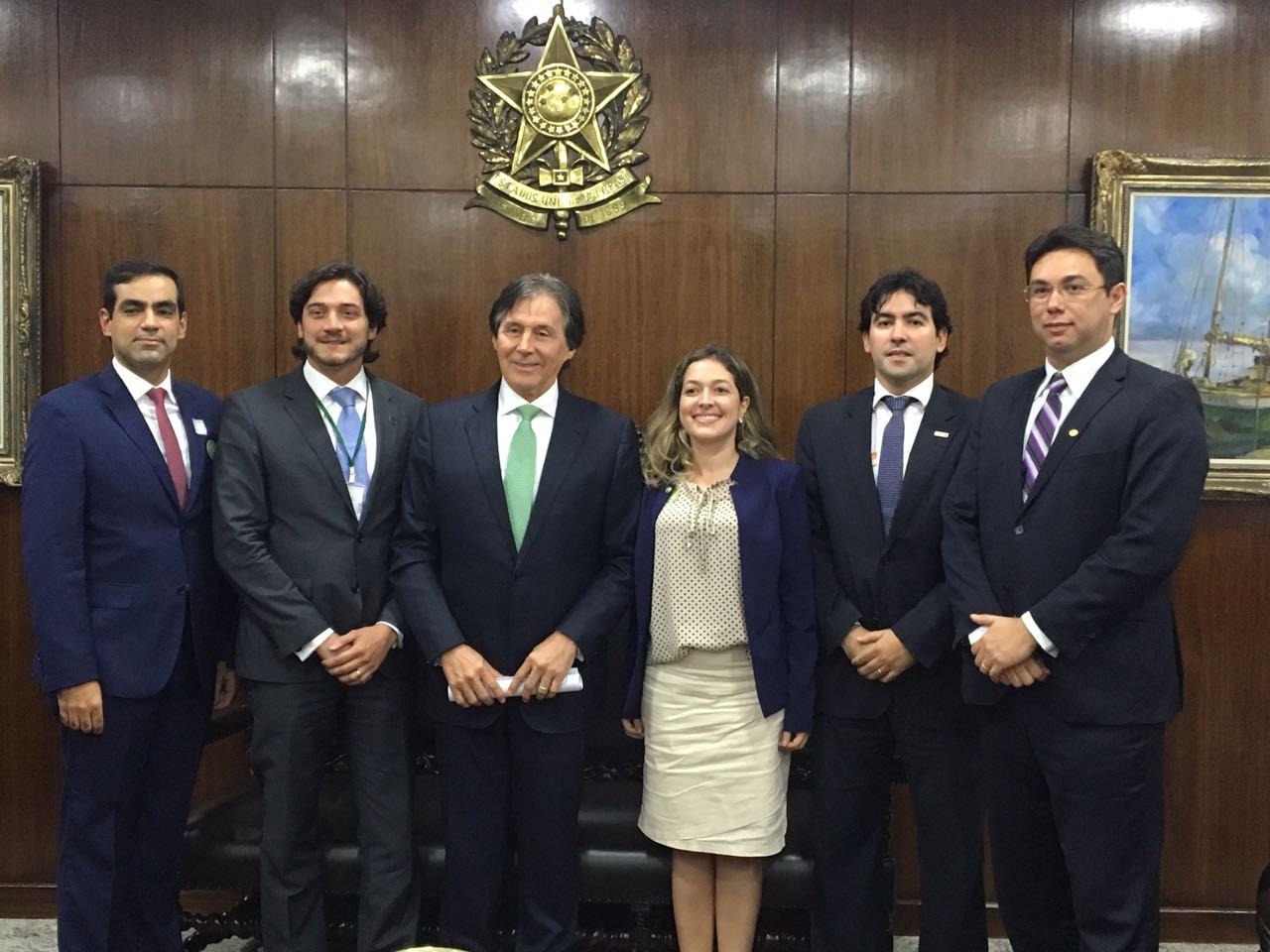 Presidente da ACMP cumpre agenda em Brasília
