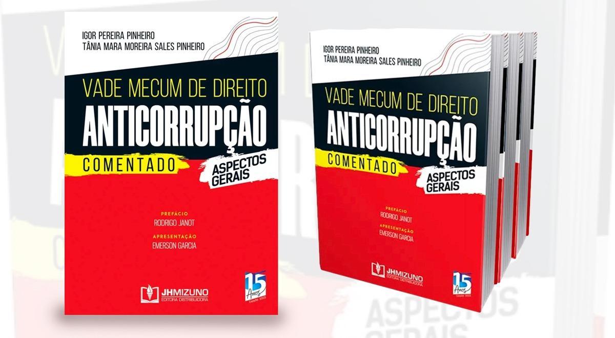 Associado da ACMP lança livro sobre Direito Anticorrupção